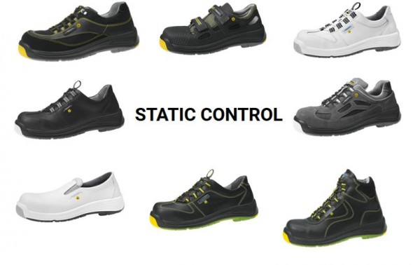 """ESD Schuh """"Static Control"""" Serie"""