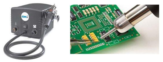 HCT-900 Lötsystem