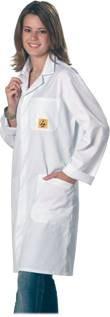 Damen- und Herren-Arbeitsmantel AM-120