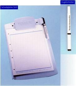 Schreibplatten - /Klemmbrett