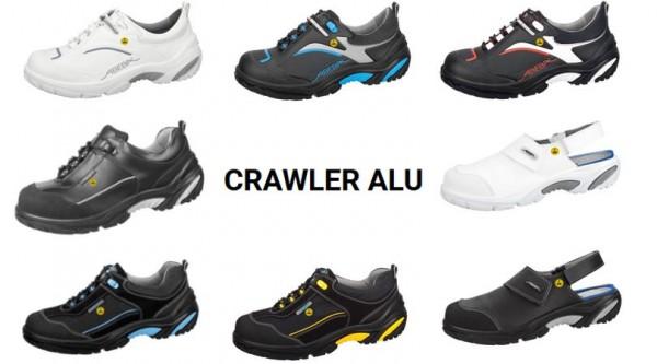 "ESD Schuh ""Crawler ALU"" Serie"