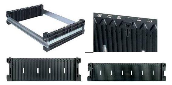 ESD Leiterplattenhalter und - Rack